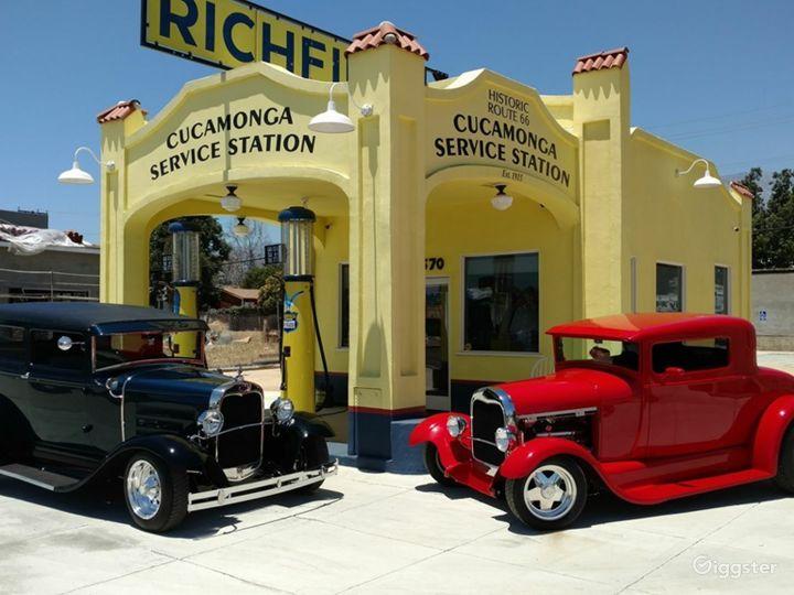 Historic Service Station Photo 4