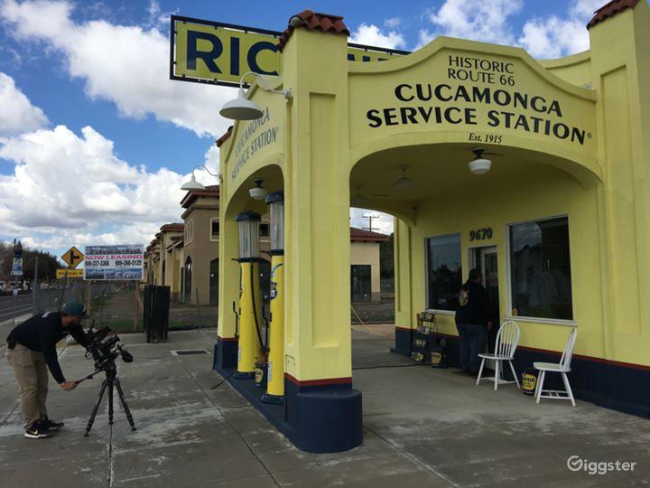 Historic Service Station Photo 5