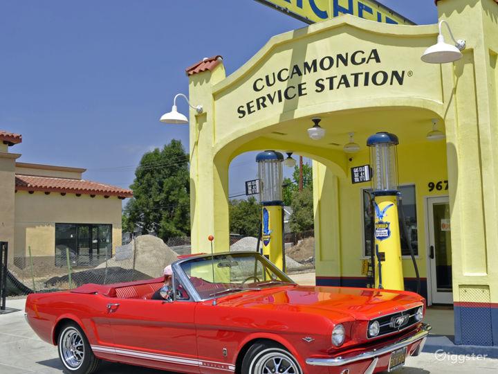 Historic Service Station Photo 3