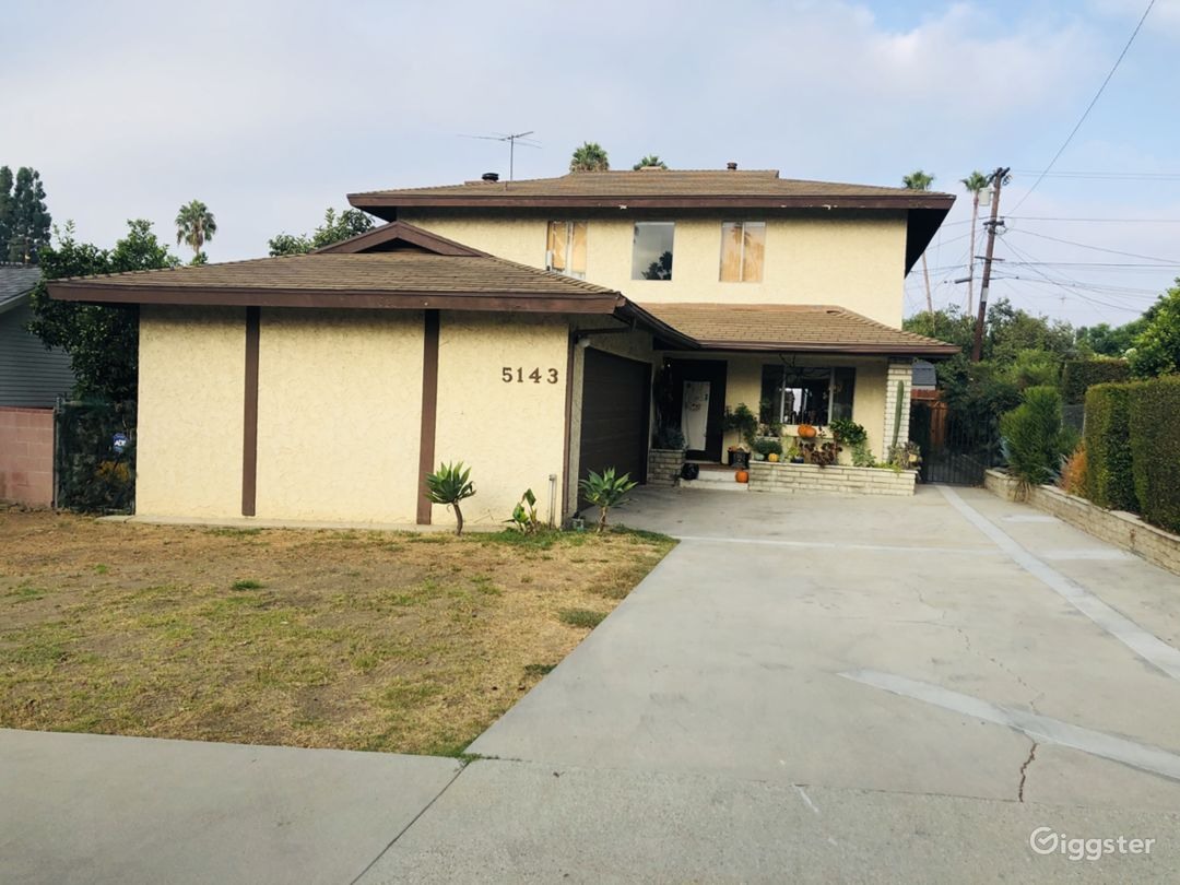 1970's entire home in Eagle Rock California