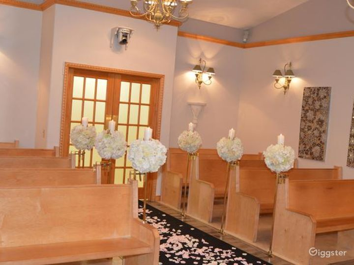 Chapel with French Provincial Feel Photo 3