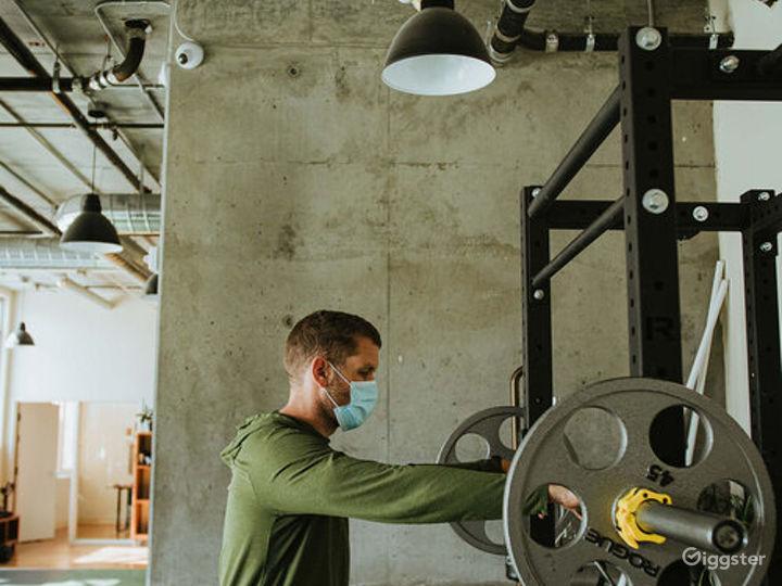 Industrial Fitness Studio  Photo 5