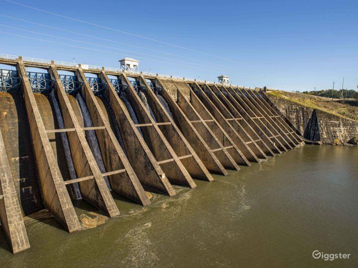 Harris County Ferry Dam Photo 3
