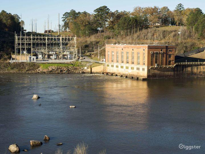 Harris County Ferry Dam Photo 5