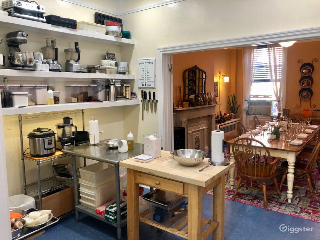 Village Kitchen Studio Photo 3