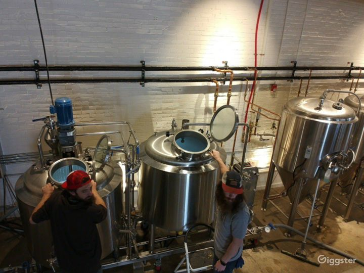 Modern and Unique Brewery in Greenville Photo 3