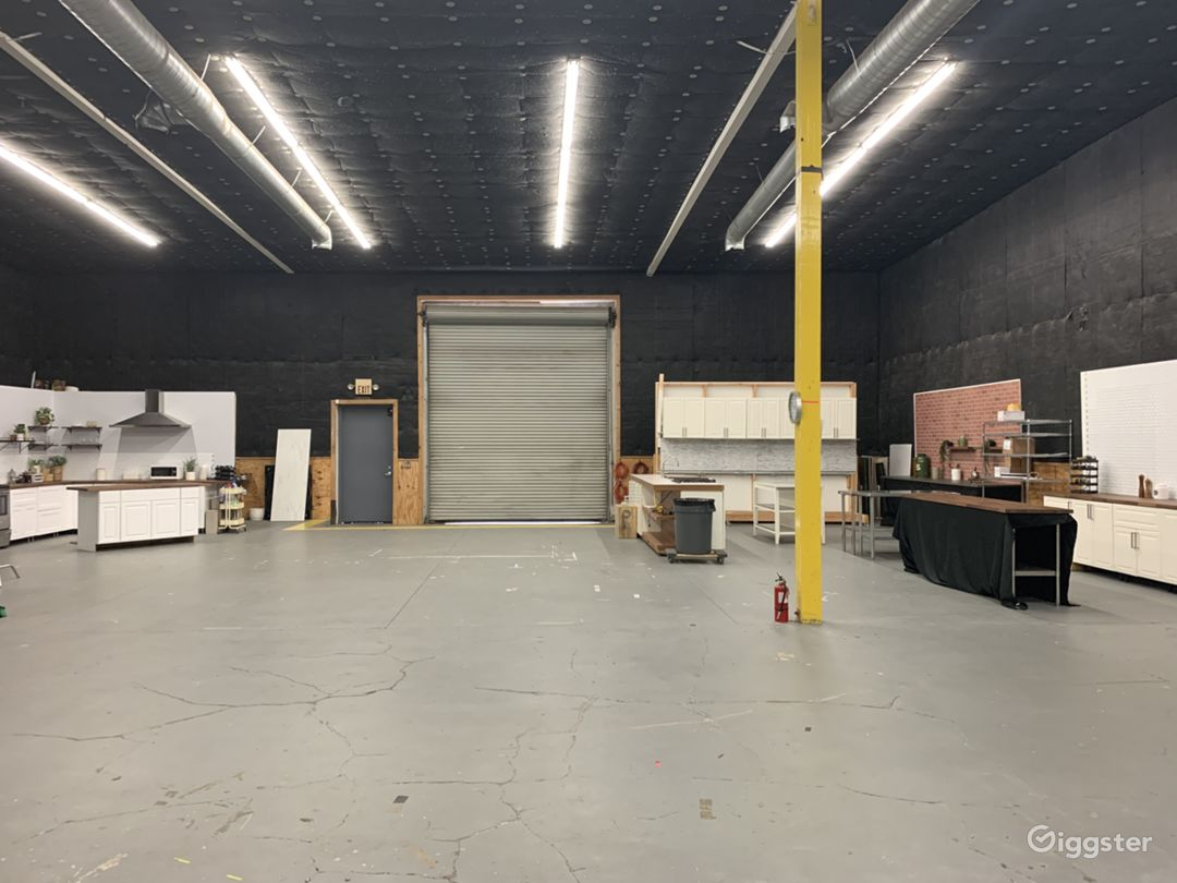 Warehouse Production Studio Photo 1