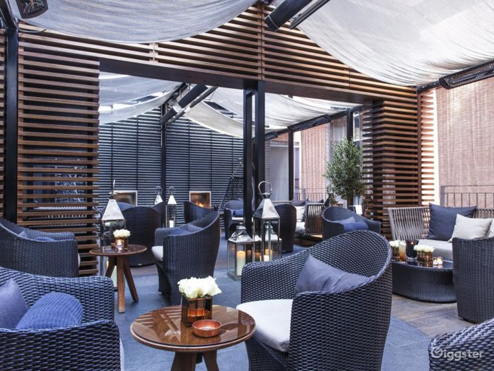 Ideal for all Seasons Terrace Event Space in Mayfair, London Photo 2