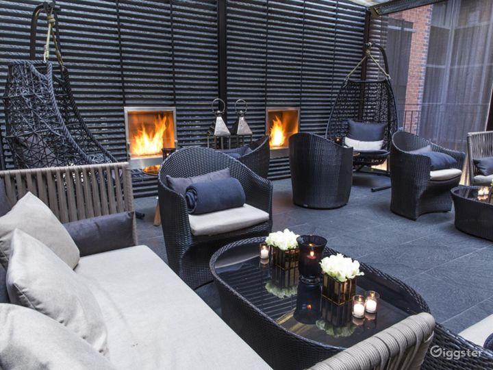 Ideal for all Seasons Terrace Event Space in Mayfair, London Photo 3
