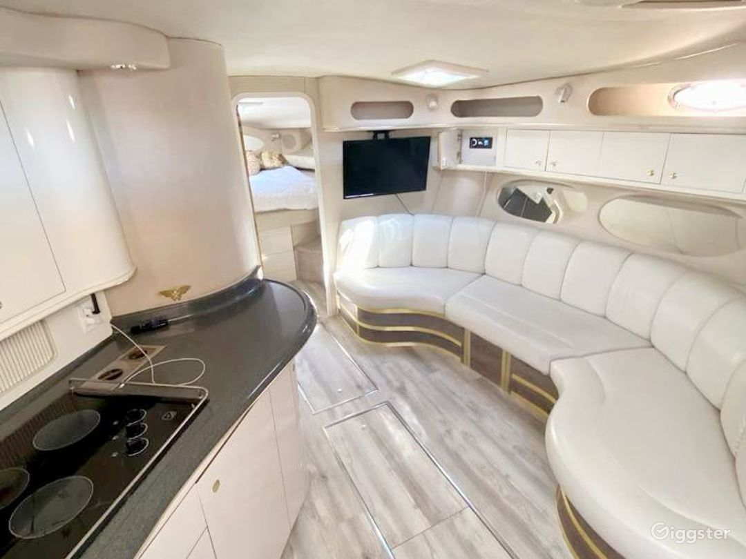 Sensational 45ft SEA RAY Epic Hotel Party Yacht Space Events Photo 1