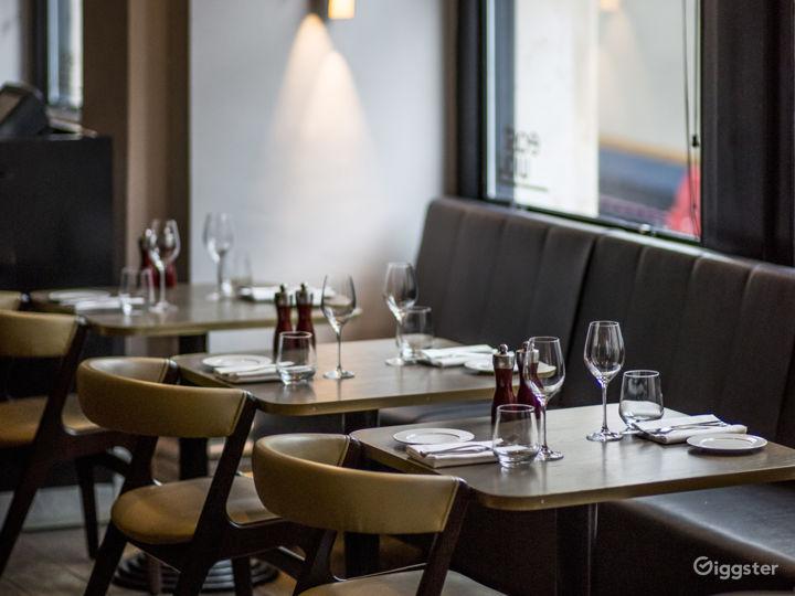 Eastway Brasserie in London Photo 5