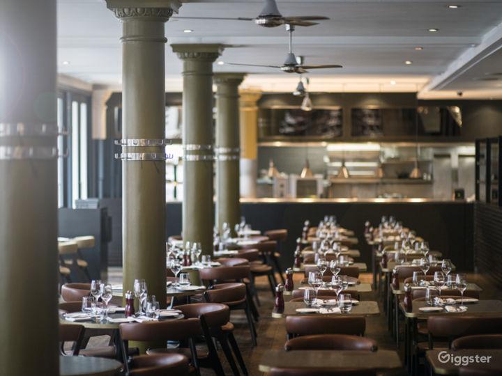 Eastway Brasserie in London Photo 2