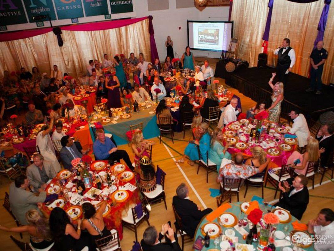 Gymnasium Size Performance Hall in Rancho Santa Fe Photo 1
