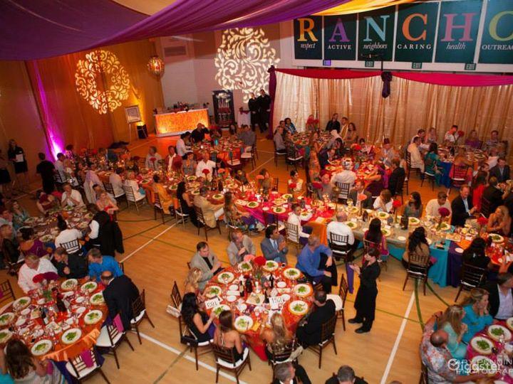 Gymnasium Size Performance Hall in Rancho Santa Fe Photo 4