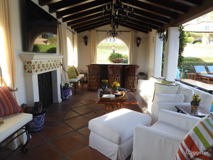 Montecito Delightful Spanish Photo 5