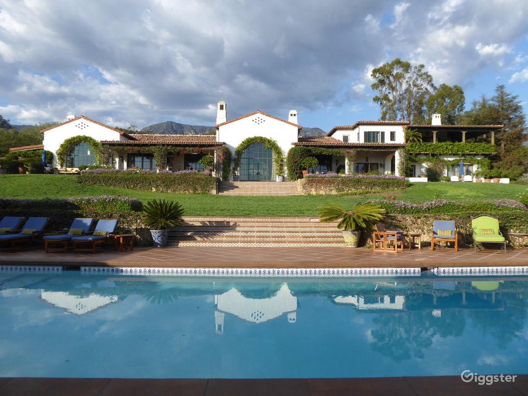 Montecito Delightful Spanish Photo 1