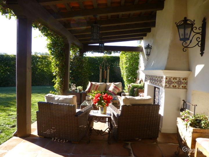 Montecito Delightful Spanish Photo 2