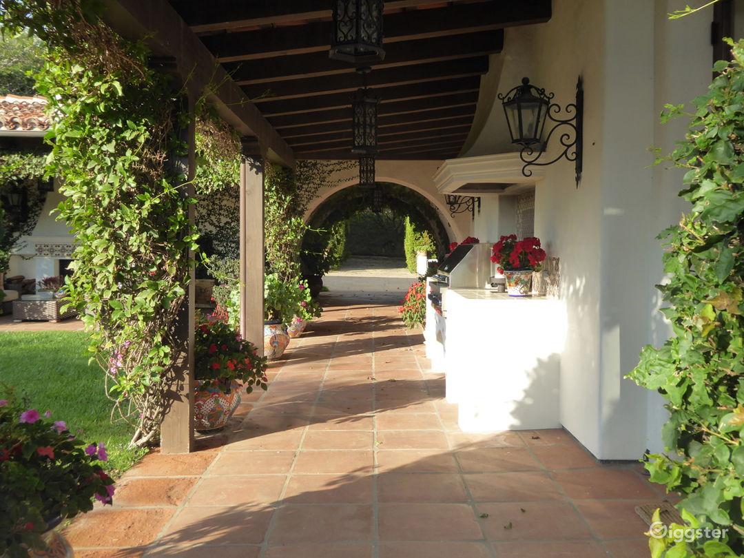 Montecito Delightful Spanish Photo 3