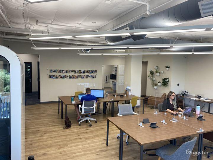 Modern Coworking Space Photo 4
