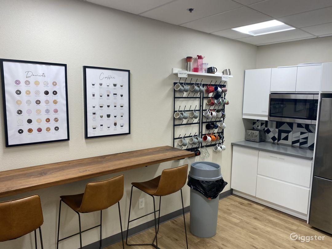 Modern Coworking Space Photo 1