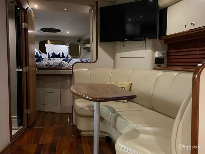 Dashing 42Ft Cruisers Oceanika Party Yacht Space Events Photo 4