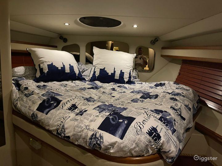 Dashing 42Ft Cruisers Oceanika Party Yacht Space Events Photo 5