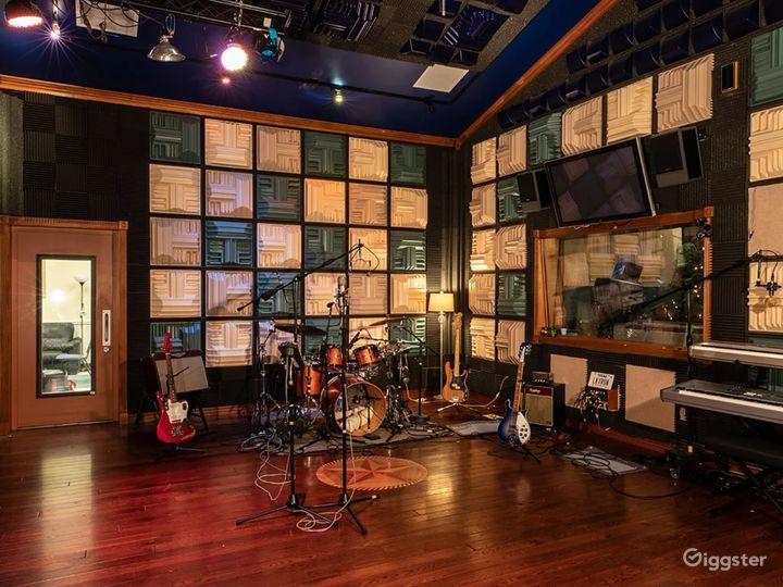 Room A - Professional Recording Studio  Photo 2
