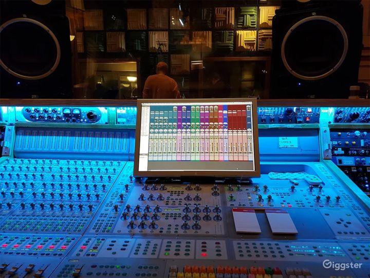 Room A - Professional Recording Studio  Photo 3