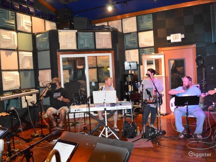 Room A - Professional Recording Studio  Photo 5