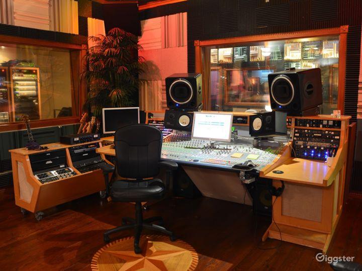 Room A - Professional Recording Studio  Photo 4