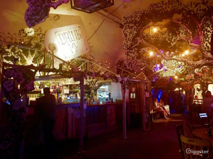 Atmospheric Venue in London underneath the Waterloo station Photo 5