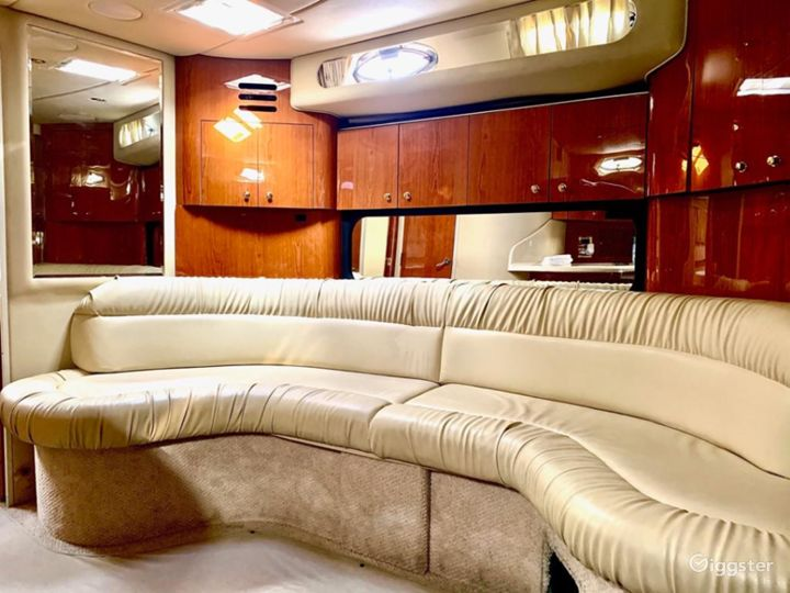 Elegant 40FT Sea Ray Duffy's Party Yacht Space Events Photo 3