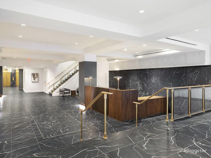 Lobby/main entrance