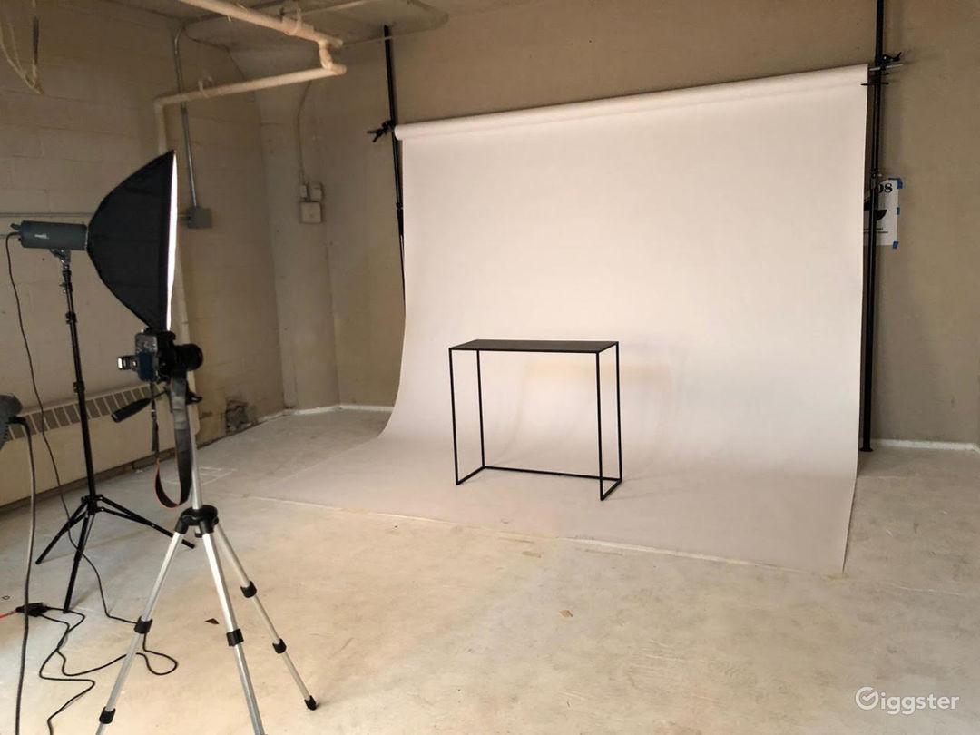 Industrial Studio in Brooklyn Army Terminal Photo 4