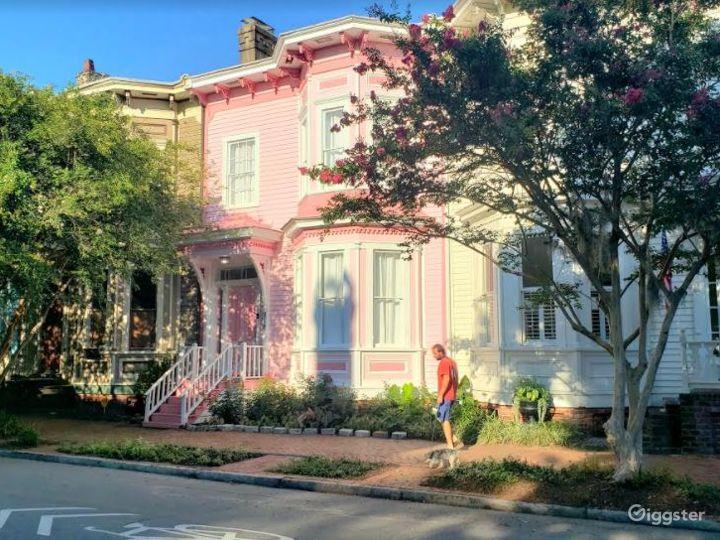 Quintessential Savannah Rowhouse