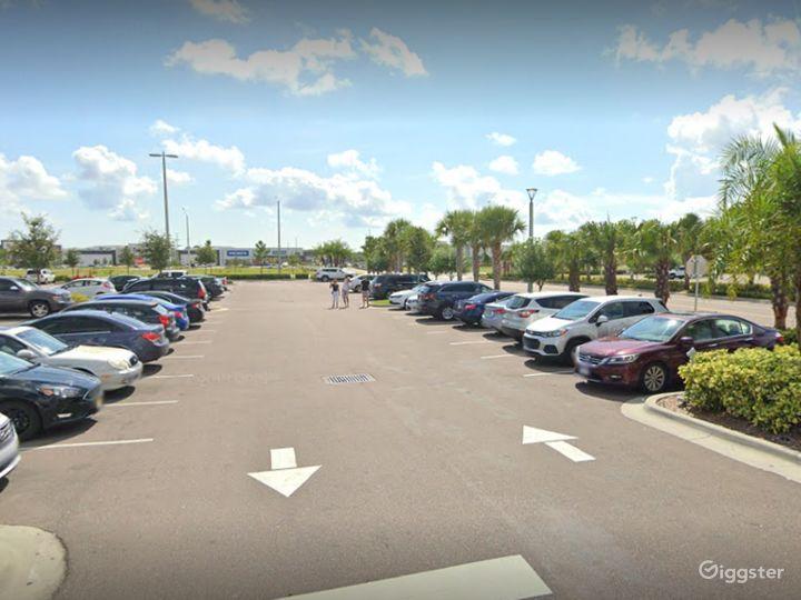 A Huge Parking Space in Daytona Beach Photo 3