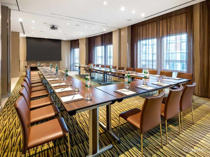 Merge Private Room 1 & 2 for up to 100 guests in Canary Wharf London Photo 5