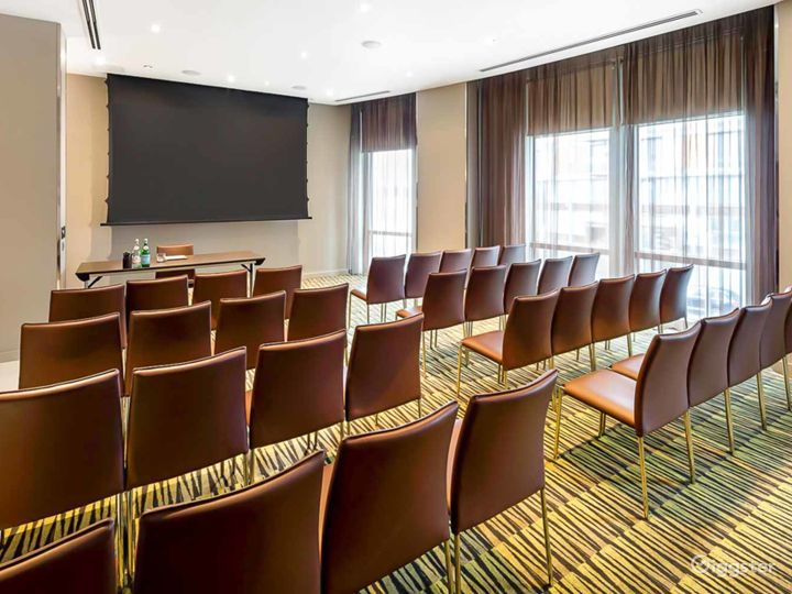 Merge Private Room 1 & 2 for up to 100 guests in Canary Wharf London Photo 4