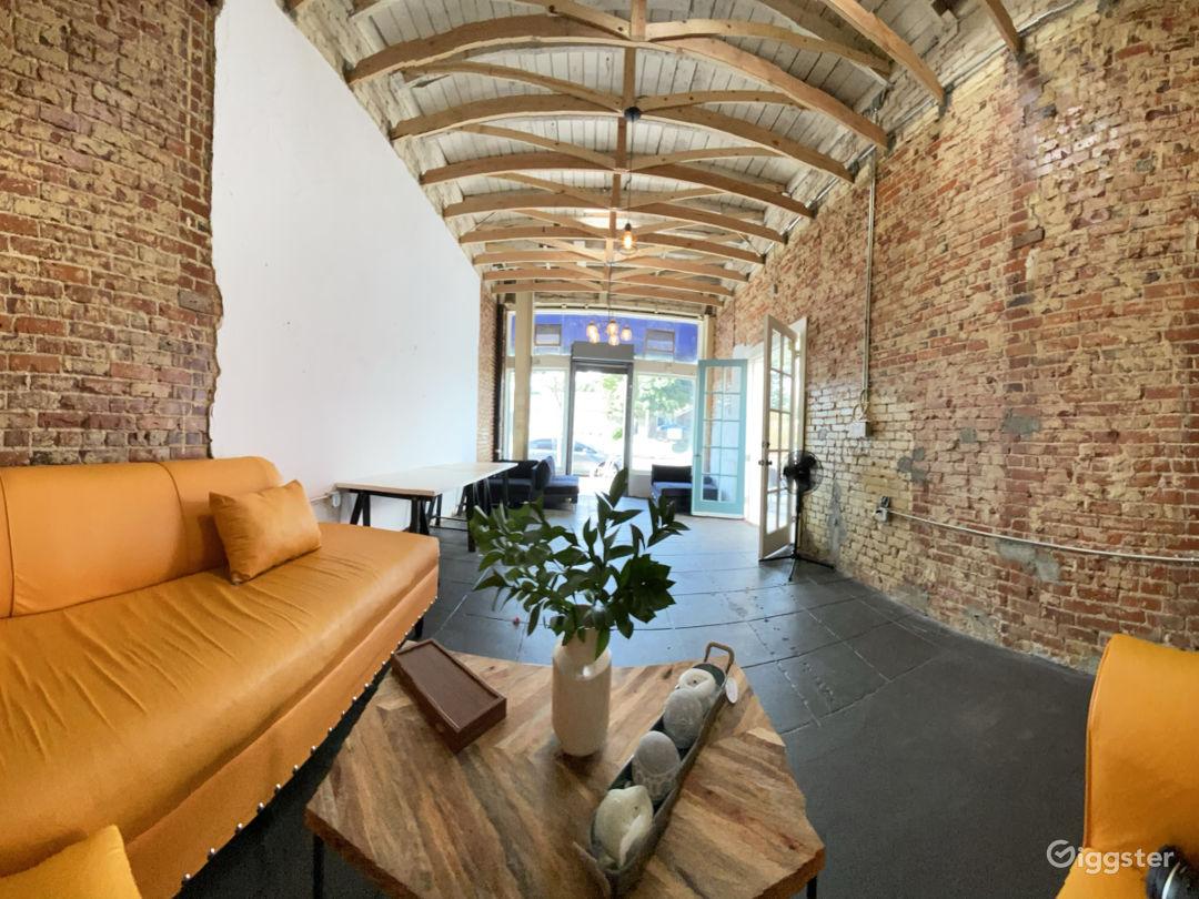 Versatile Brickhouse Event and Production Space Photo 1