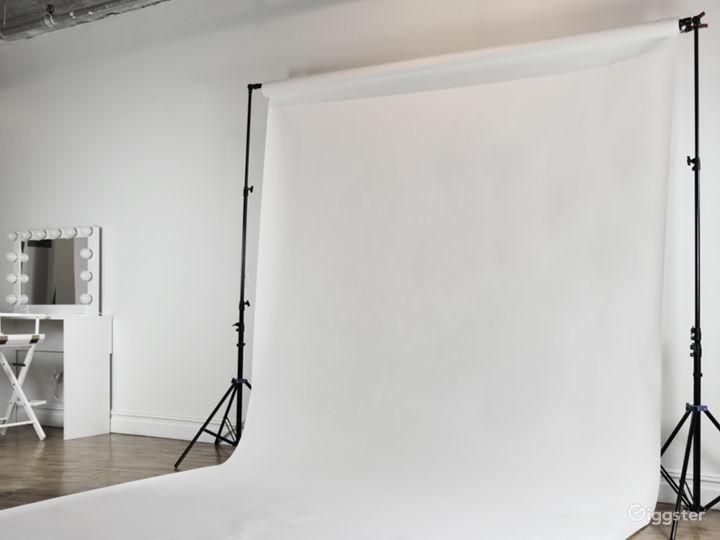 Rustic Loft Studio in Bushwick Photo 4