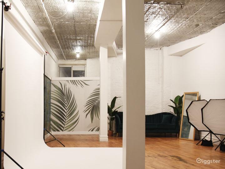 Rustic Loft Studio in Bushwick Photo 2