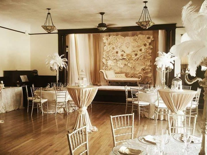 A Quaint Venue for Perfect Gatherings in the Valley of Hearts Delight