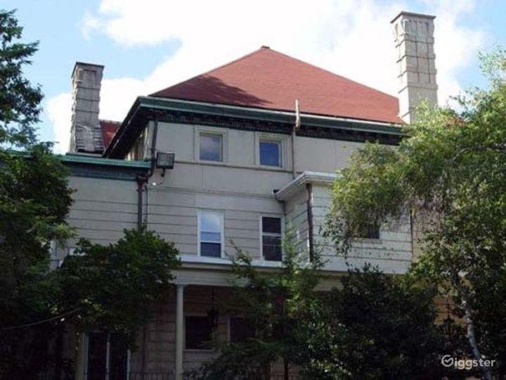 Large period mansion: Location 3299 Photo 5