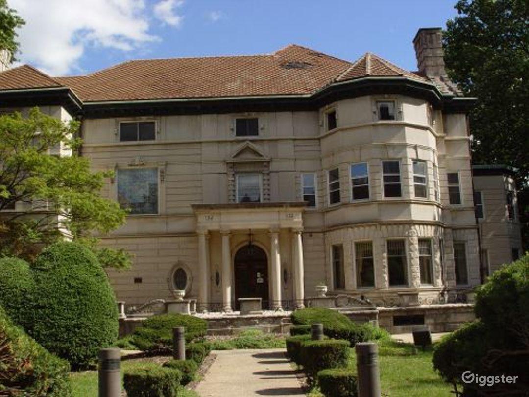 Large period mansion: Location 3299 Photo 1