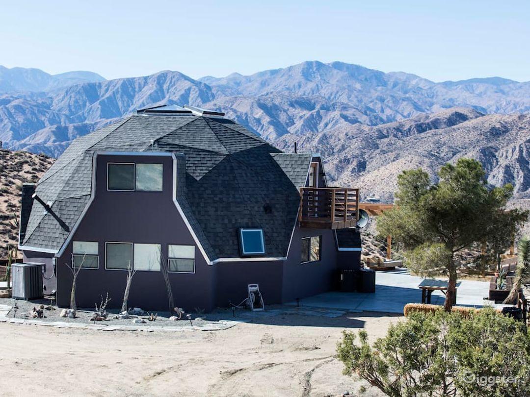 Hawkeye Dome House Photo 1