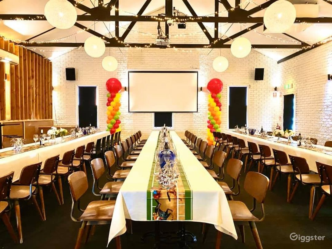 Queen Street Ballroom with Sophisticated Setting Photo 1
