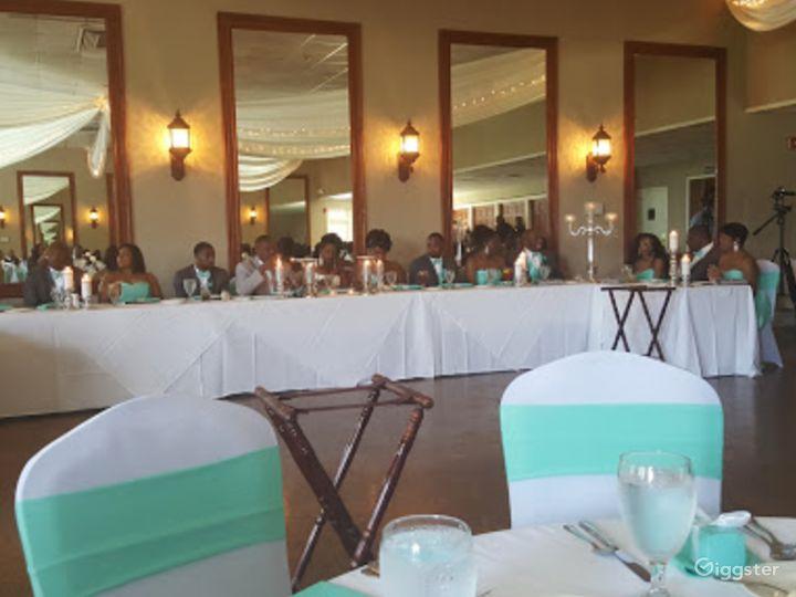 Spacious Ballroom event space at Charlotte NC Photo 5