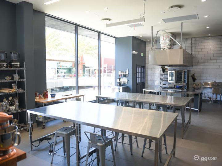 Inside Kitchen 1