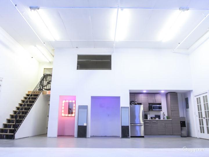 Modern Production Studio, Creative Pop Art Space