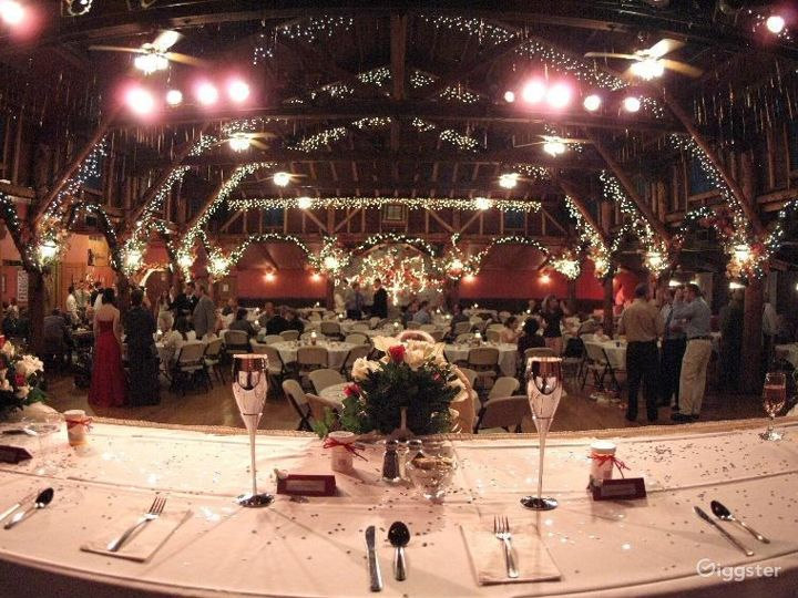 Once-in-a-lifetime Events Hall Photo 4